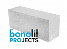 Блок стеновой D500 BONOLIT PROJECTS